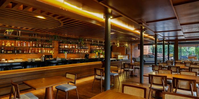 Pidari Lounge (Hutan Kota by Plataran)