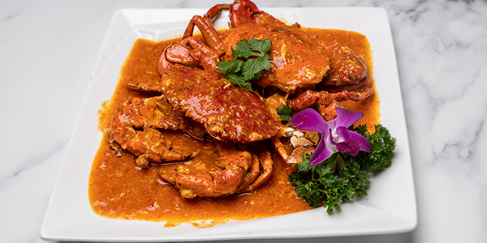 Seafood Crab from Happy Dining Seafood 喜来聚海鲜 in Chinatown, Singapore