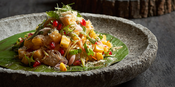 Heritage Salsa from Kin at Straits Clan in Outram, Singapore