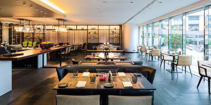 Dining Area, Flint, Admiralty, Hong Kong