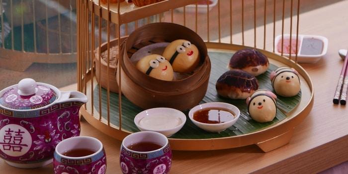 Dim Sum High Tea at Pearl (JW Marriott)