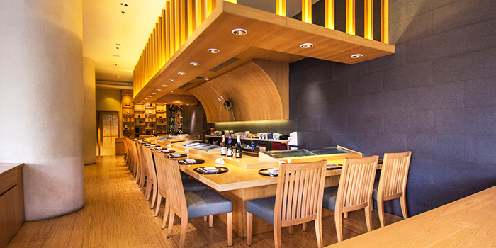 Interior 2 at Asuka (JW Marriott)