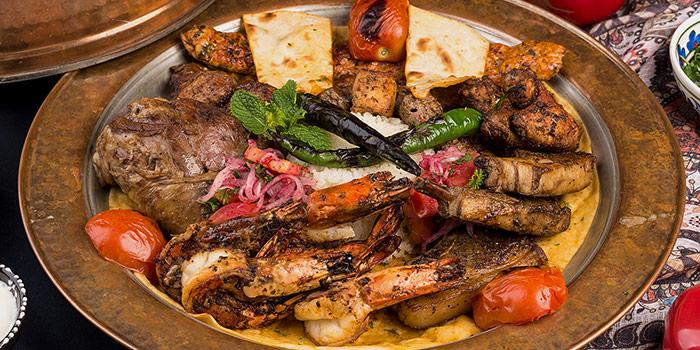 Sultan Platter at Warung Turki