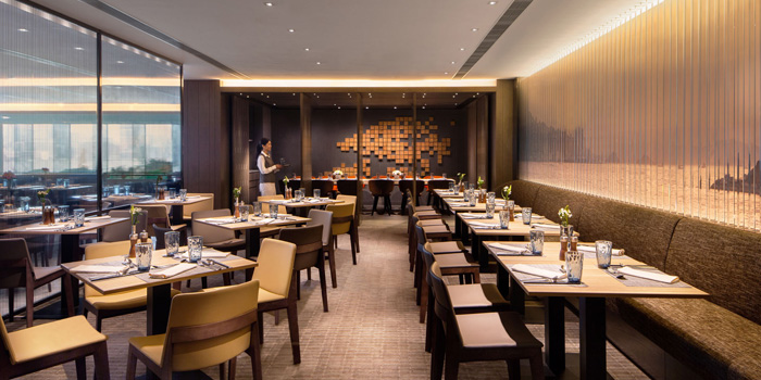 Private Dining Room, JW Cafe, Admiralty, Hong Kong
