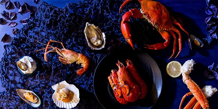 Seafood Sensation from J65 @ Hotel Jen Tanglin at Hotel Jen in Tanglin, Singapore