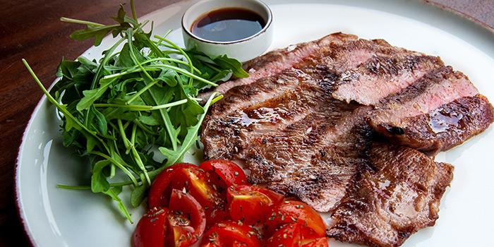 Char-grilled Iberian Pork Secreto from LINO in Bukit Timah, Singapore from LINO in Bukit Timah, Singapore