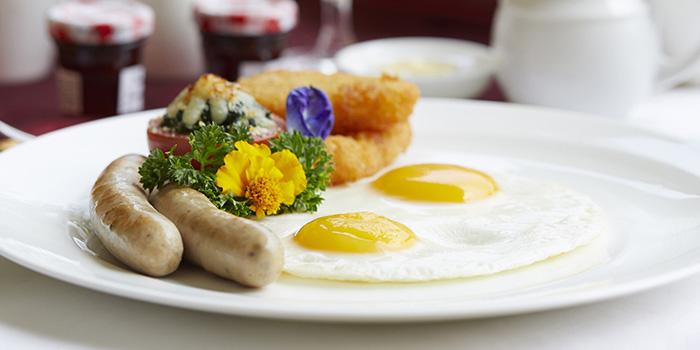 Breakfast at Jakarta Restaurant