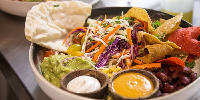 Mexican Bowl from Genius Central Singapore in Telok Ayer, Singapore