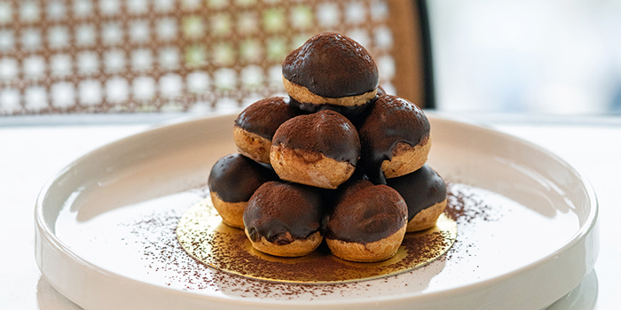Bitter Chocolate Croquembouche from PS.Cafe Great World City at Great World City in River Valley, Singapore
