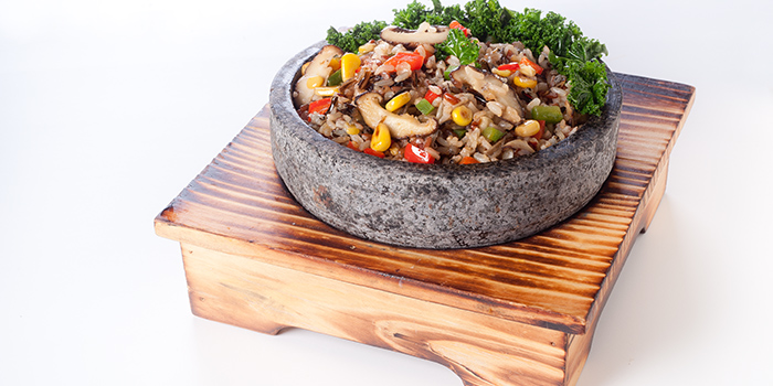 Sizzling Quinoa Brown Rice from Elemen @ Millenia Walk in Promenade, Singapore