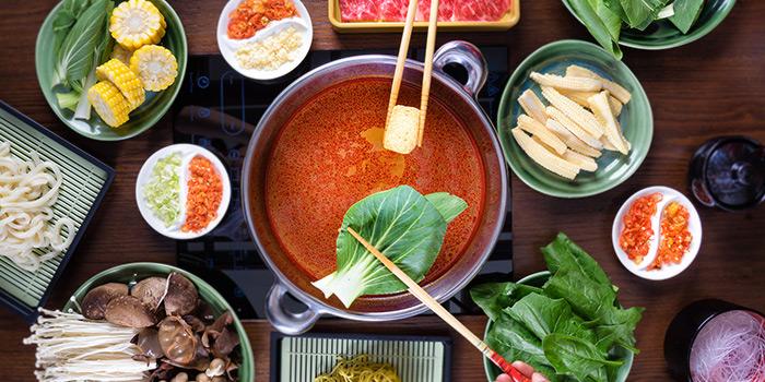 Dish 1 at Mo-Mo Paradise (Senopati)