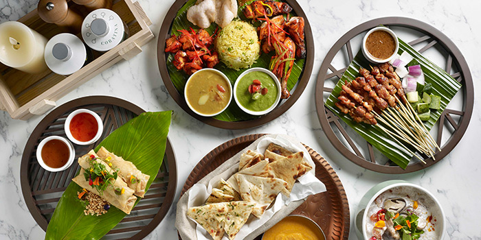Asian Highlights from Food Exchange at Novotel Singapore on Stevens in Tanglin, Singapore