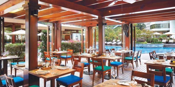Dining Area, Fish Bar, Admiralty, Hong Kong
