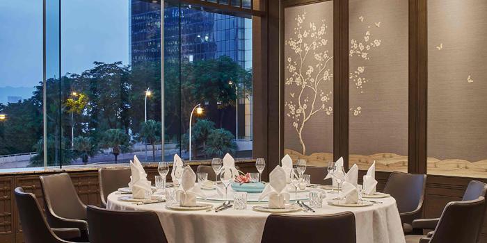 Dining Room, Man Ho Chinese Restaurant, Admiralty, Hong Kong