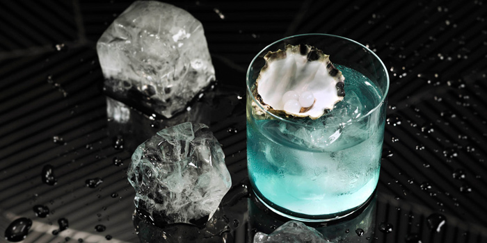 Five Element Cocktails-Water, Ozone, Tsim Sha Tsui, Hong Kong