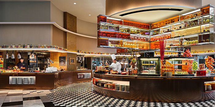 All Week Semi Buffet from Food Capital at Grand Copthorne Waterfront Hotel in Robertson Quay, Singapore