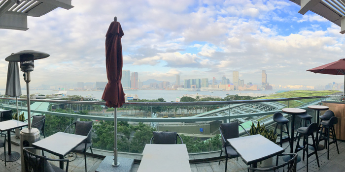 Harbour View, SHÈ, Central, Hong Kong