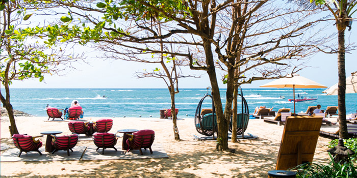 Exterior from Nudi Beach Bar & Restaurant