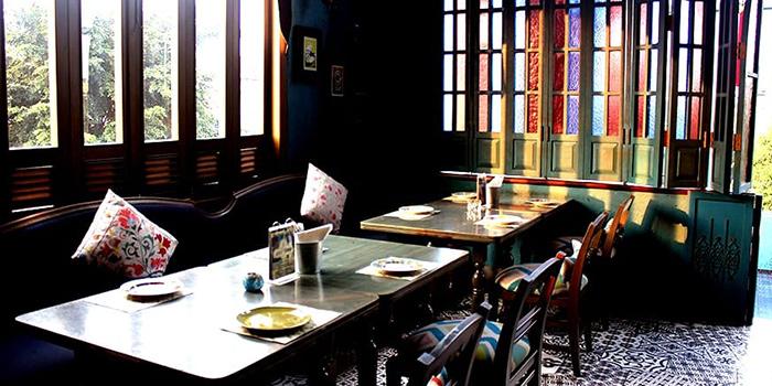 Interior at Warung Turki Shisha Lounge