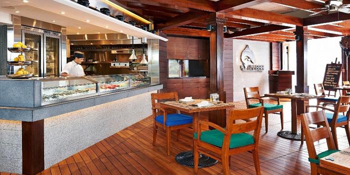Interior, Fish Bar, Admiralty, Hong Kong