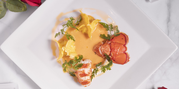 V Day - Lobster Ravioli, VELO Italian Bar & Grill, Tsim Sha Tsui, Hong Kong