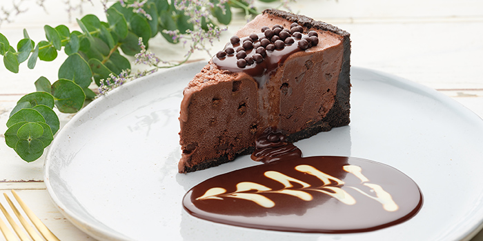 Mud Pie from The Dining Room in Newton, Singapore