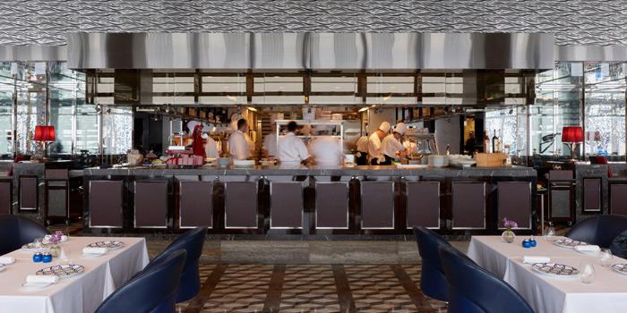 Open Kitchen, Tosca di Angelo, Tsim Sha Tsui, Hong Kong