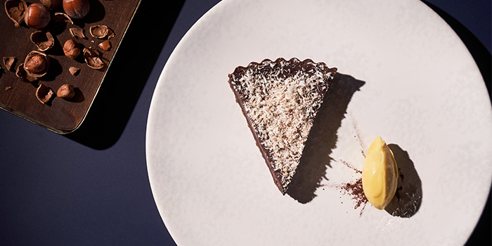 Chocolate Tart from Butcher