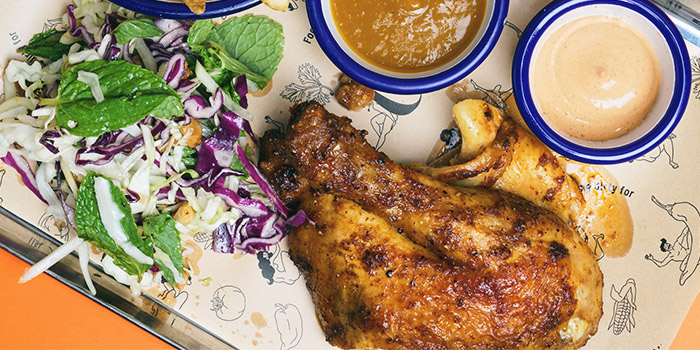 Spit Roast Chicken from Chico Loco in Telok Ayer, Singapore