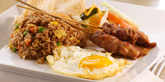 Nasi Goreng from Tambuah Mas Indonesian Restaurant (Great World) at Great World City in River Valley, Singapore