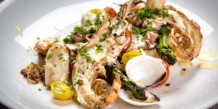 Seafood Platter from OLA Cocina Del Mar in Marina Bay, Singapore