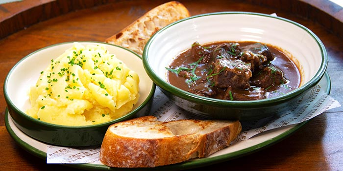 Flemish Beef Stew, FRITIES Belgium on Tap, North Point, Hong Kong