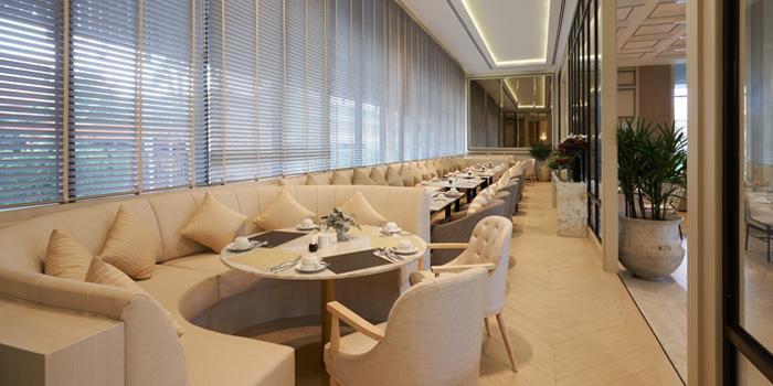 Ambience of Eat Drink Love Bistro Suvarnabhumi at The Park Nine Hotel Suvarnabhumi 599,599/1 Lat Krabang Rd., Lat Krabang Bangkok