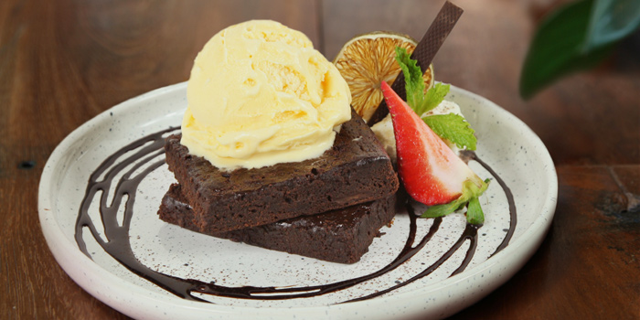Brownie from Herringbone at 26/1 Sukhumvit 53 Alley Khlong Tan Nuea, Wattana Bangkok