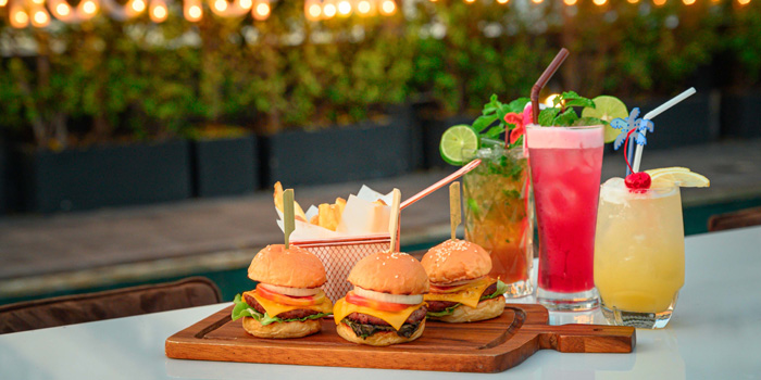 Hamburger from Haven