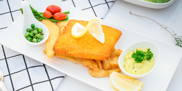 Fish & Chips from Haven