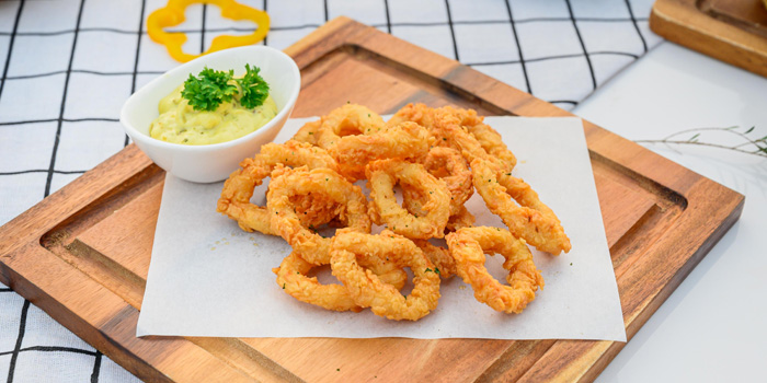 Fried Calamari from Haven