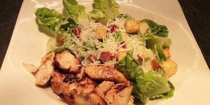 Grilled Chicken Caesar Salad from Vinifera Wine Bar and Restaurant at 201 Chokchai 4 soi 54 Ladprao, Ladprao Bangkok