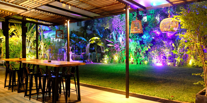 Outdoor of Ivy 47 at 28 Soi Sukhumvit 47 Klongtan-Nua, Wattana Bangkok