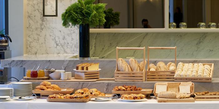 Pastry from Eat Drink Love Bistro Suvarnabhumi at The Park Nine Hotel Suvarnabhumi 599,599/1 Lat Krabang Rd., Lat Krabang Bangkok