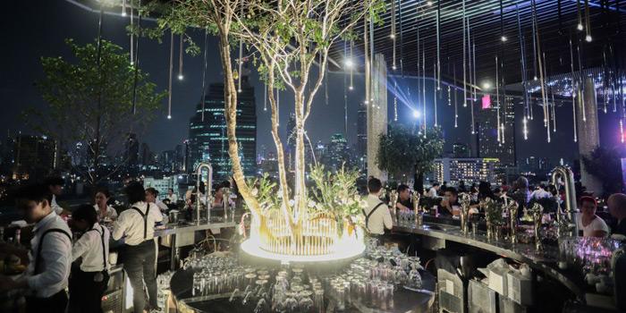 The Bar of HOBS ICONSIAM at 299 ICONSIAM 6 floors Tassananakorn Terrace, Charoennakorn rd, Klongsarn Bangkok