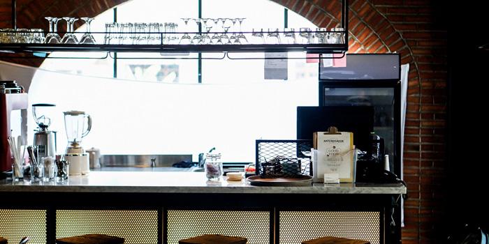 Interior 2 at Anterograde Kitchen, Kelapa Gading