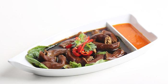 Braised Pig Intestine from Founder Bak Kut Teh (Hotel Boss) in Lavender, Singapore
