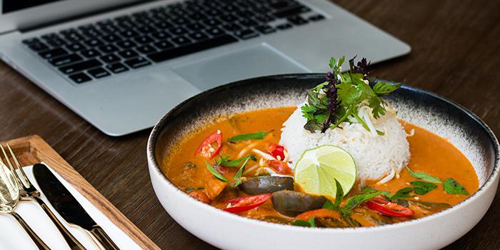 Genius Curry from Genius Central Singapore in Telok Ayer, Singapore