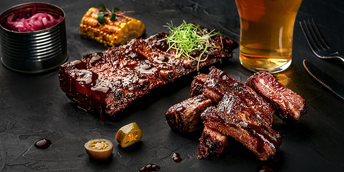 Ribs from Boater