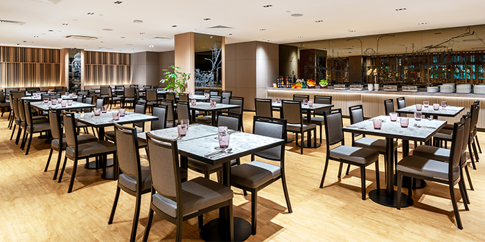 Private Dining of Spice Brasserie in Little India, Singapore