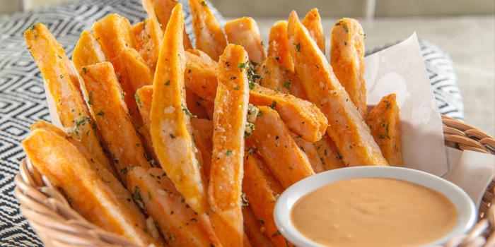 Sweet Potato Fries, Assembly, Tsim Sha Tsui, Hong Kong