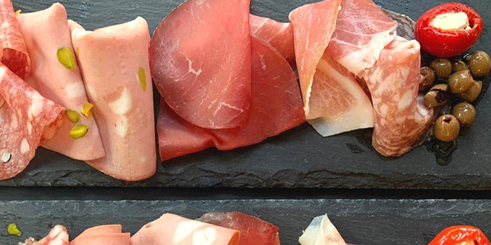 Italian premium Levoni cured meat selection, Crit Room, Sheung Wan, Hong Kong