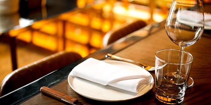 Dining Table, Babacio, Central, Hong Kong