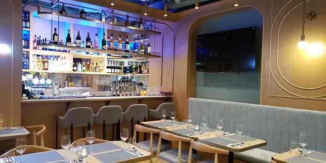 Bar Area, Boire et Manger, Wan Chai, Hong Kong